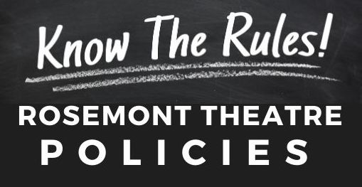 Theatre rules